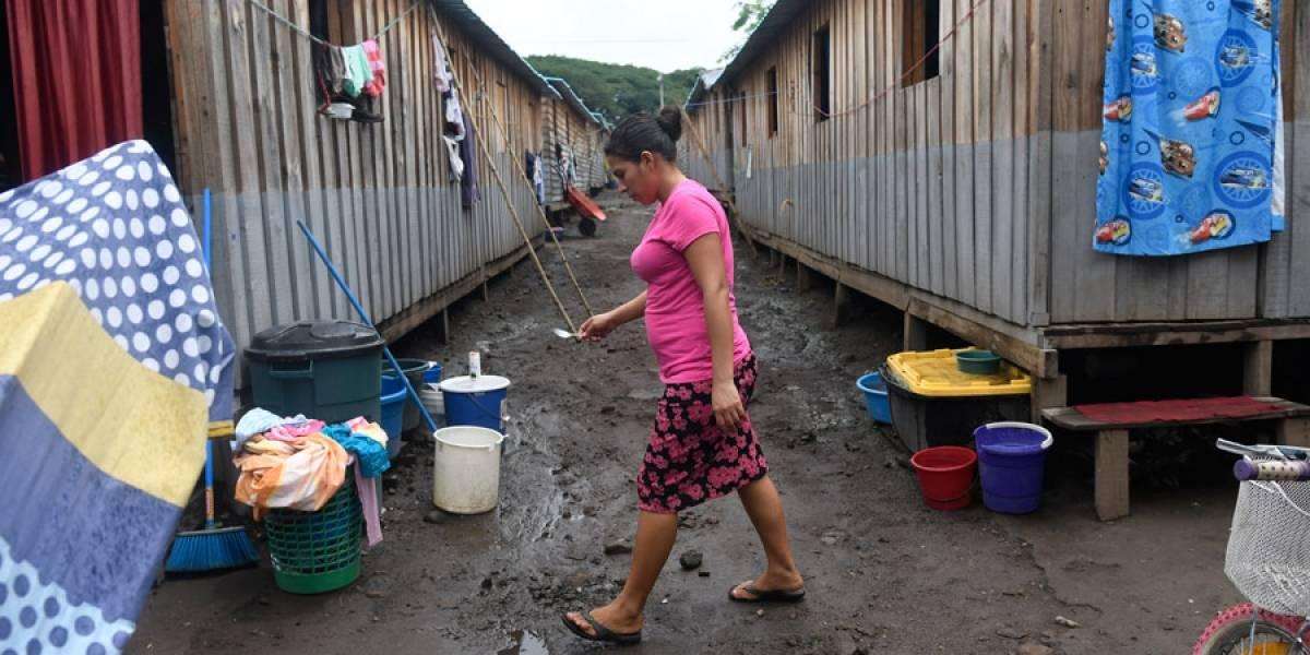 Gobierno ha ejecutado la mitad del presupuesto por emergencia tras erupción volcánica