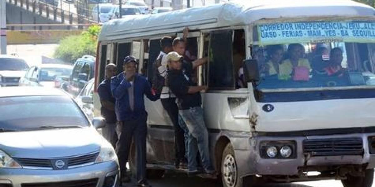 Conatra denuncia incremento de robos en transporte público