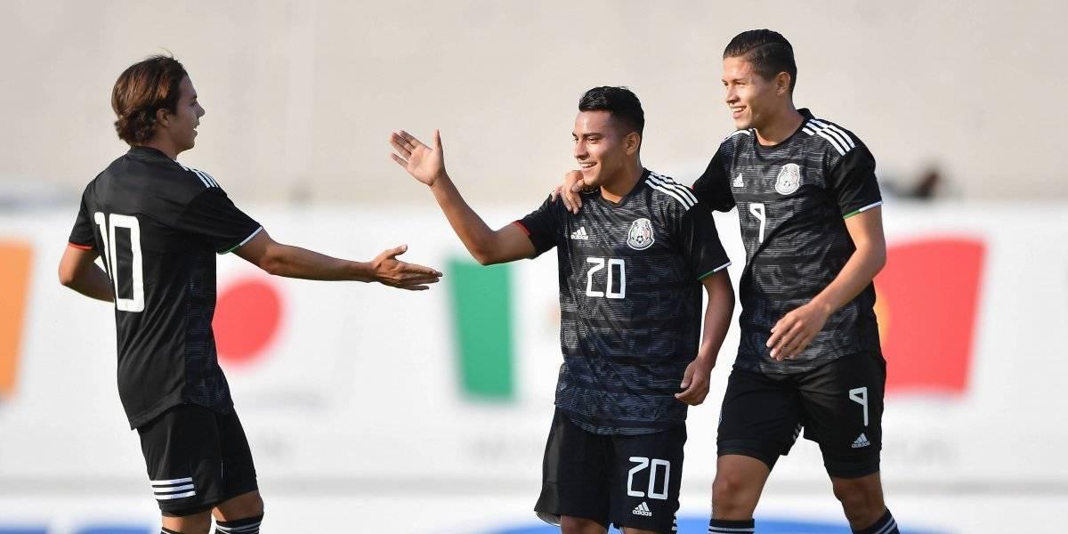 México debuta en Francia con victoria ante Bahreín