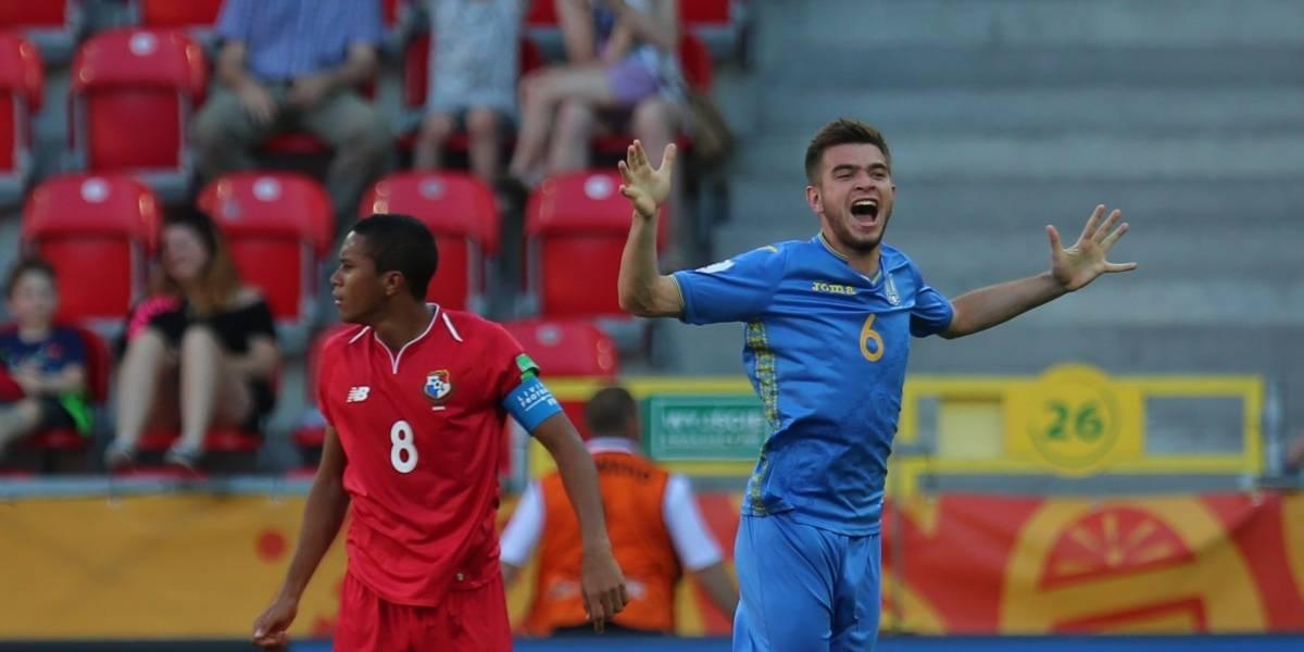 Así juega Ucrania, el próximo rival de la Selección Colombia sub 20
