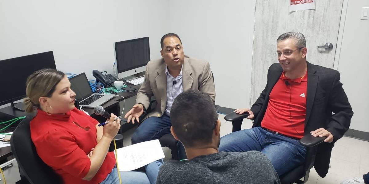 García Padilla quiere menos censura y Carmelo Ríos confiesa animosidad de Rivera Schatz a Jay Fonseca