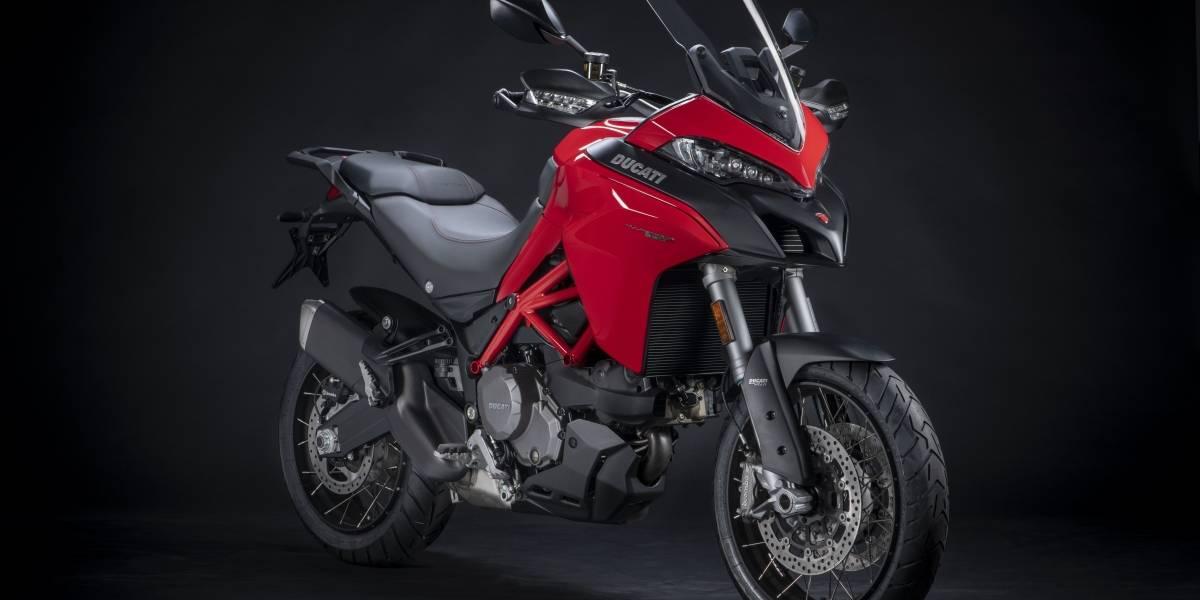 Con una versión S, más tecnológica, llega la nueva Multistrada 950 de Ducati