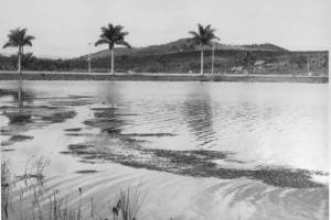 rompimento da barragem da Pampulha Belo Horizonte