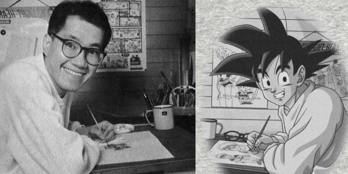 Akira Toriyama es nombrado caballero en Francia por Dragon Ball