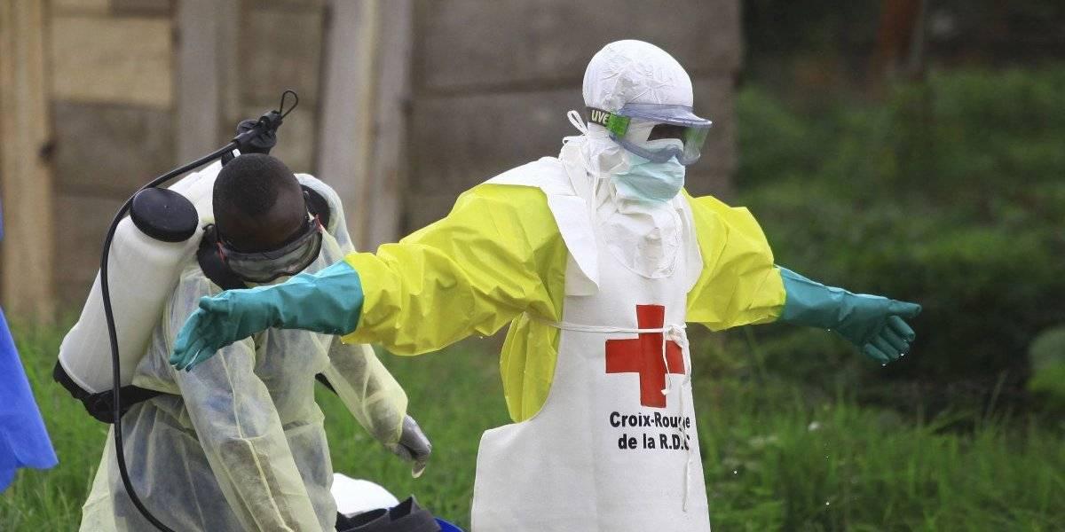 El ébola está fuera de control en el Congo