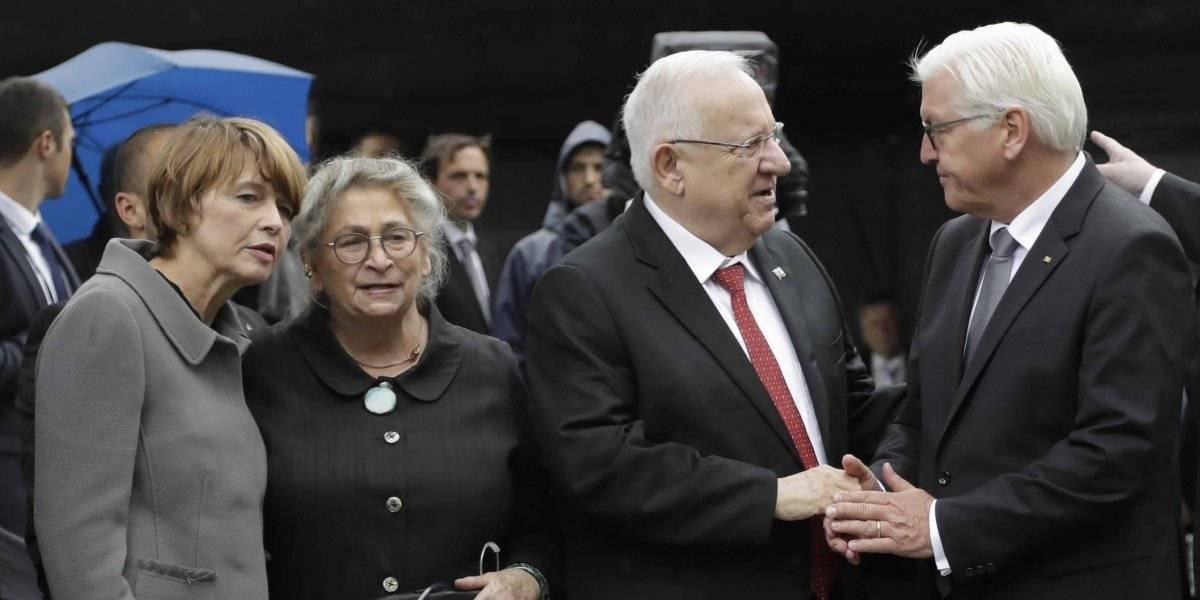 Muere Nejama Rivlin, esposa del presidente de Israel