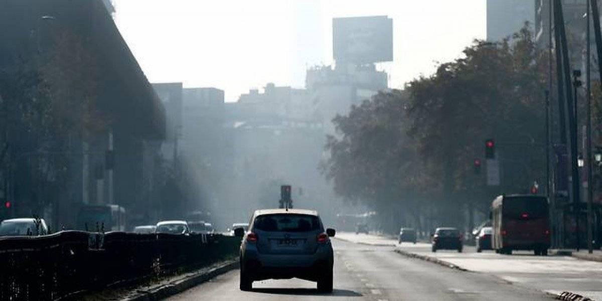 No mejoran condiciones de ventilación en la Región Metropolitana y declaran nueva alerta ambiental en Santiago