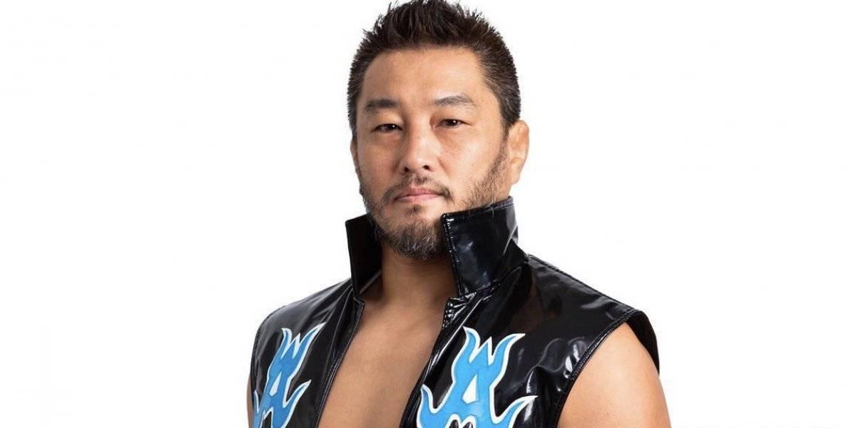 Fallece luchador Atsushi Aoki, ex campeón de la AAA
