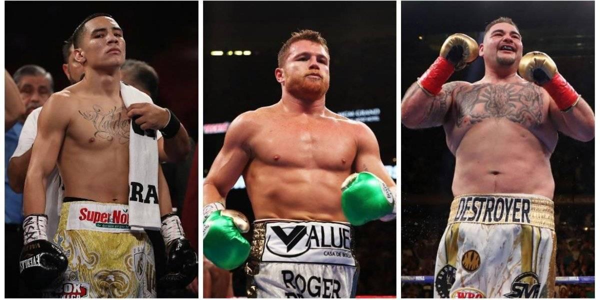 México presume nueve boxeadores campeones del mundo