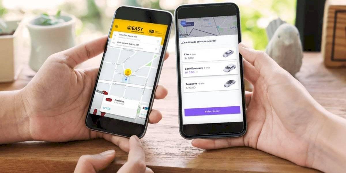 Cabify y Easy Taxi fusionan sus servicios en una sola aplicación