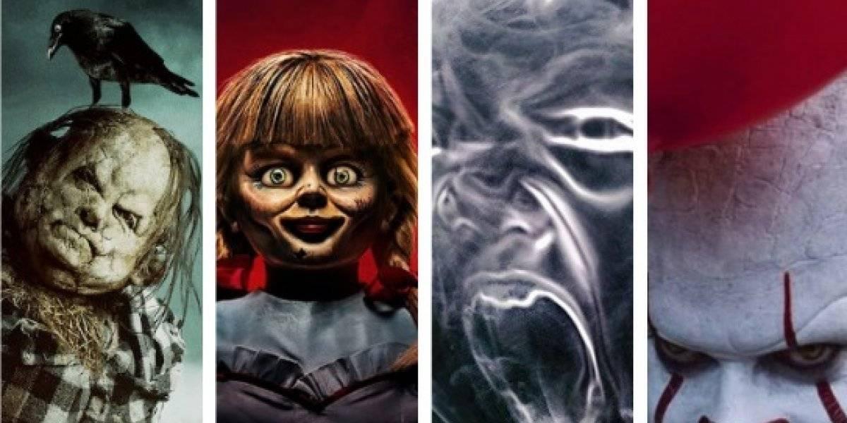 Personajes que desatarán el terror en las salas de cine