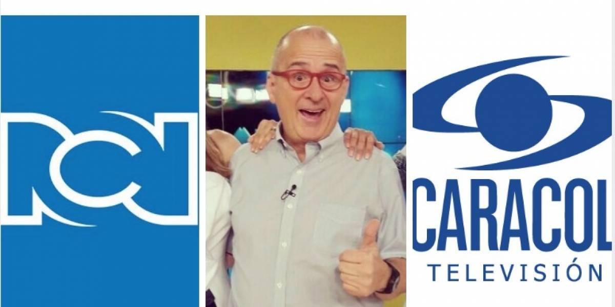 "Críticas a RCN por no ""homenajear"" a Jota Mario, así como lo hizo Caracol"