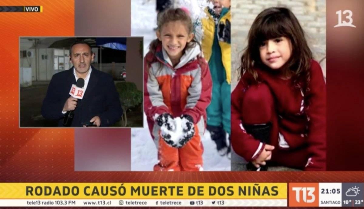 Tragédia Chile