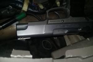 capturan a Jonatan León, señalado de disparar contra agentes de PNC en zona 6