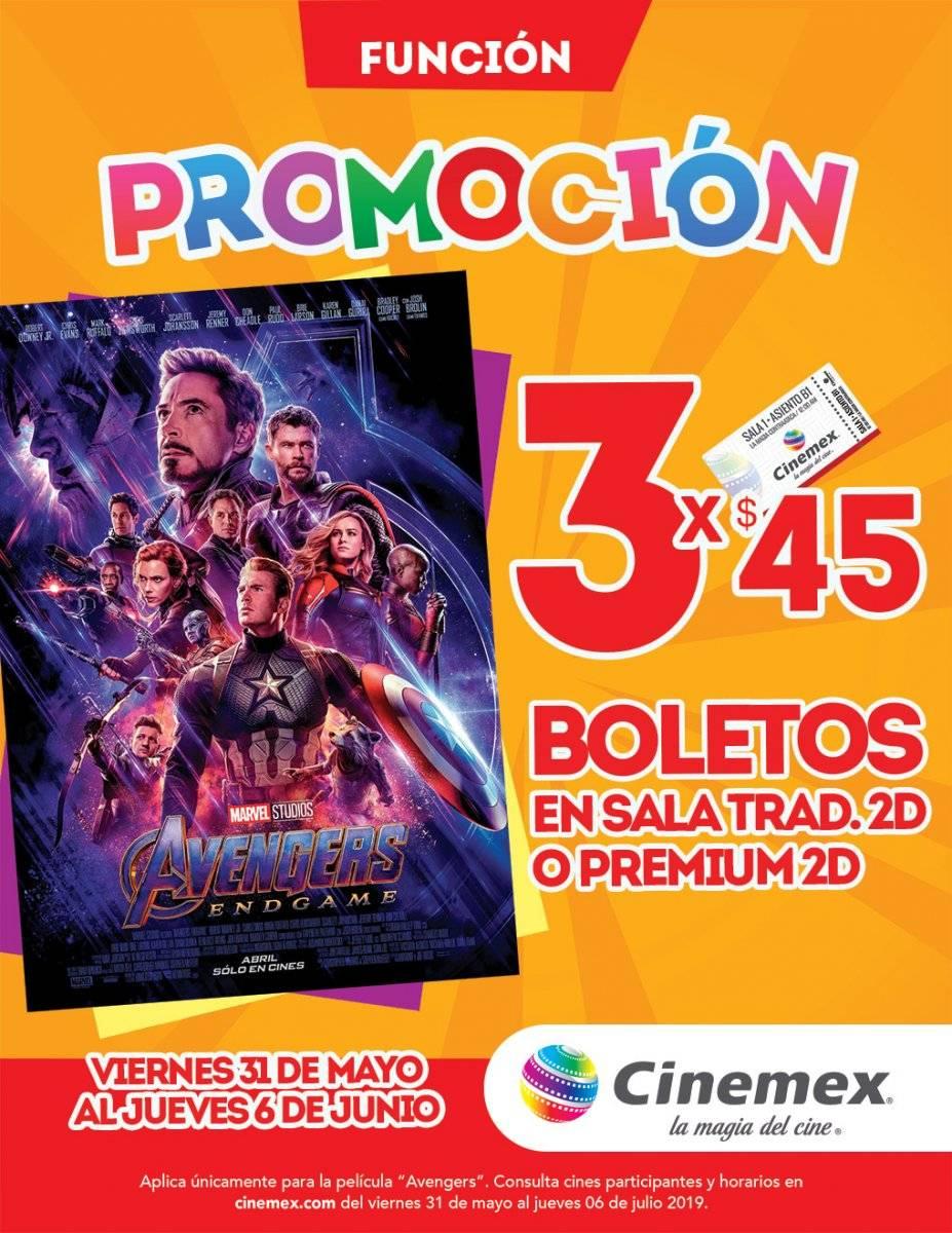 Avengers: Endgame México