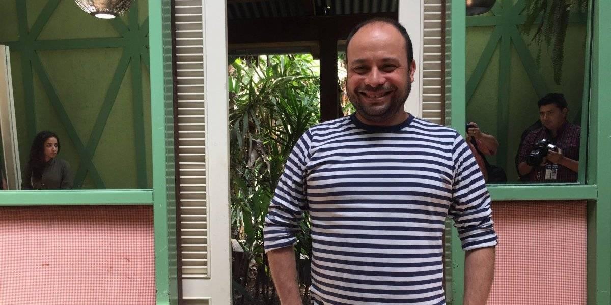 """""""Estamos enseñándole al mundo que en Guatemala se hace buen cine"""", César Díaz, ganador de 3 premios Cannes"""
