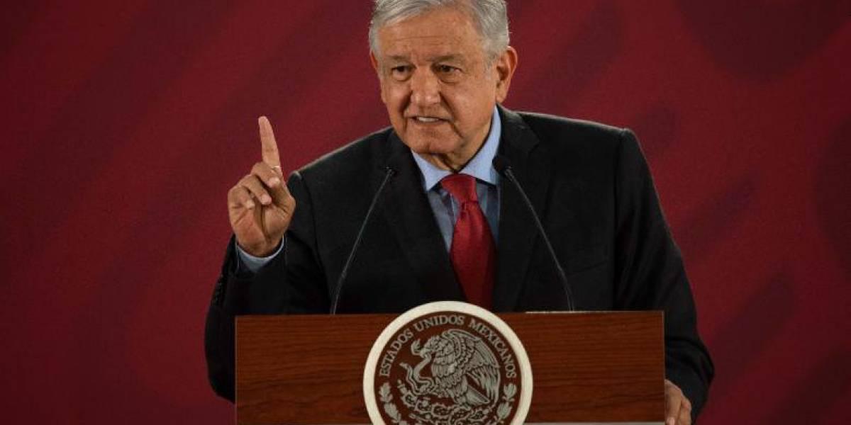 AMLO dice que se acabó el turismo de científicos mexicanos