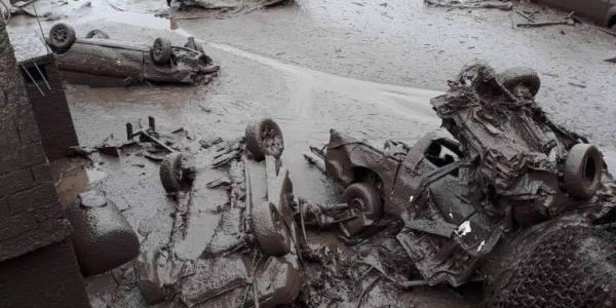 Municipio de Quito reparará bienes a afectados por deslave en barrio Osorio