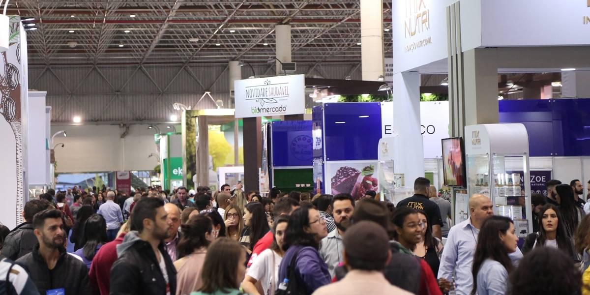 Começa nesta quarta-feira em São Paulo o maior evento de alimentação saudável da América Latina