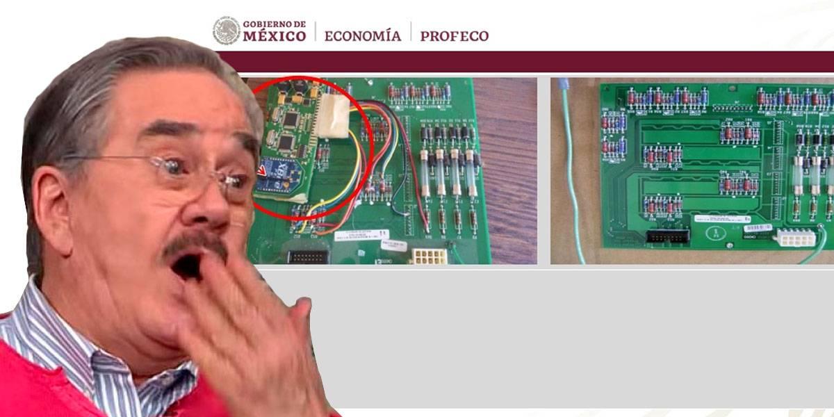 """Robo de gasolina: descubren software que """"rasura"""" litros en estaciones"""