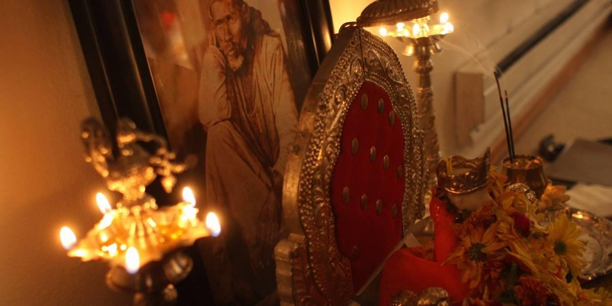 Maduro y su estrecho vínculo con el maestro espiritual Sai Baba