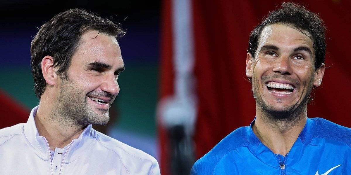 'Será un partido especial para los dos': Nadal sobre Federer