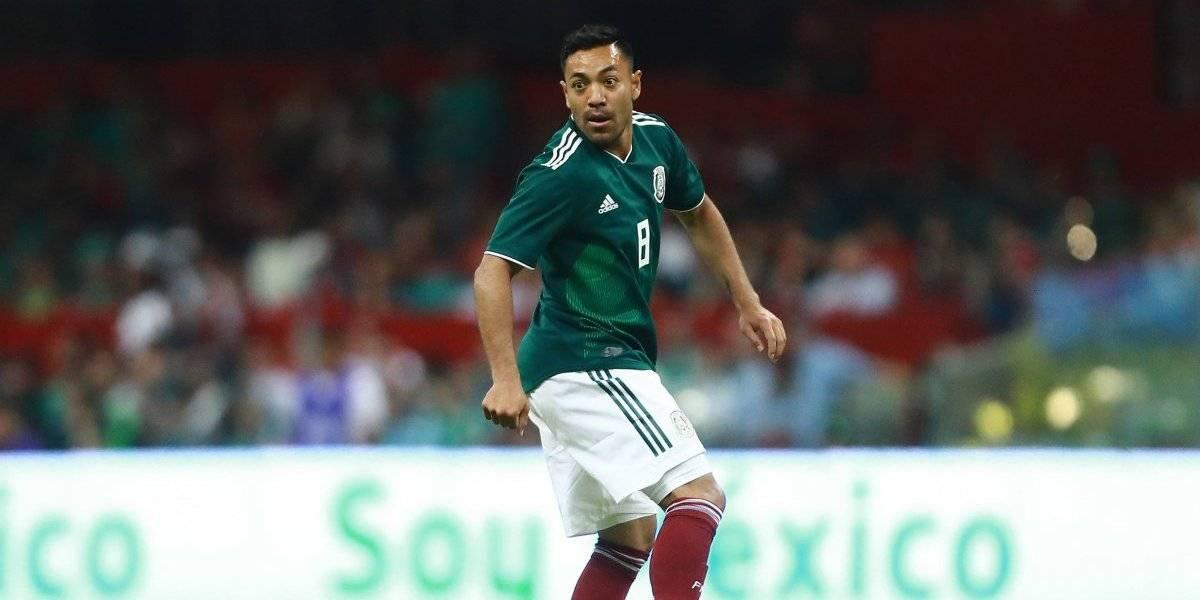 Marco Fabián sería la nueva baja del Tri para Copa Oro