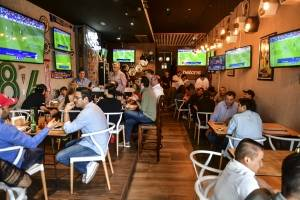 La 86 by John Sutcliffe Sports Bar abre sus puertas en Interlomas