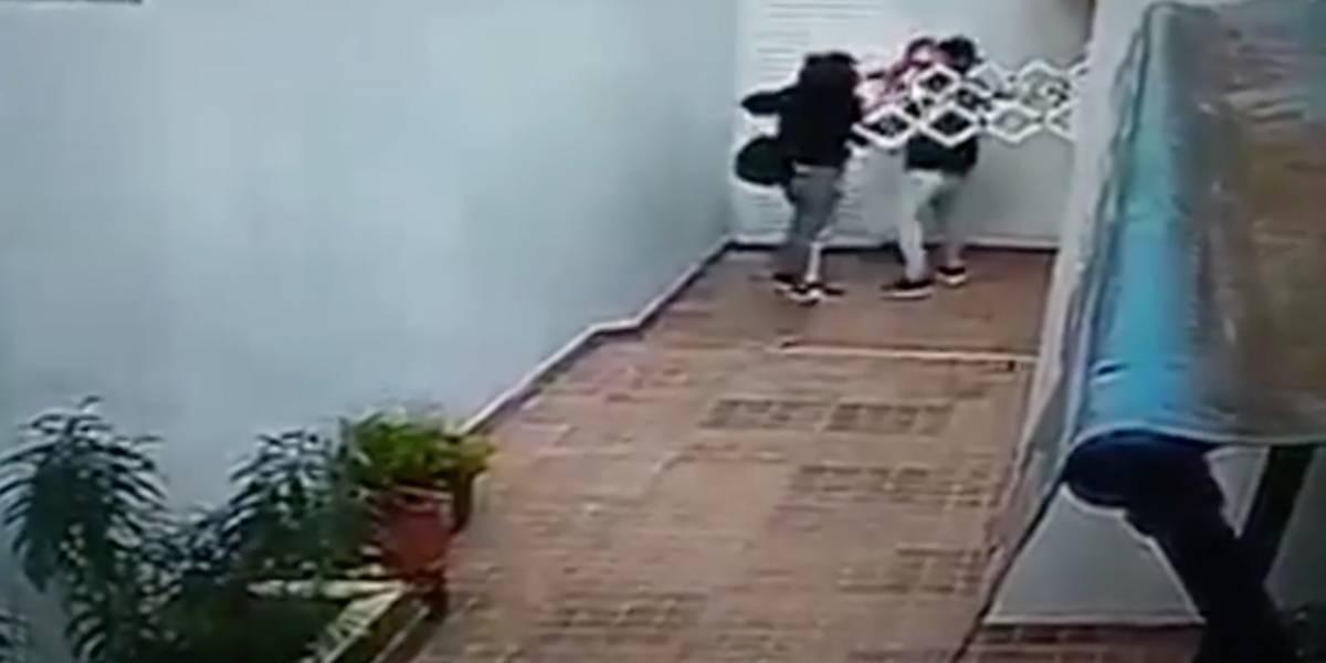 Robaron una casa con su hija en brazos y ataron, golpearon y torturaron a dos hermanas de 80 y 84 años