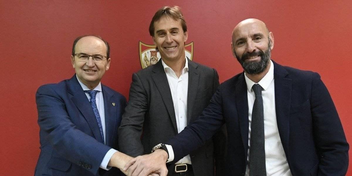 Julen Lopetegui encontró club tras su escandaloso adiós al Real Madrid