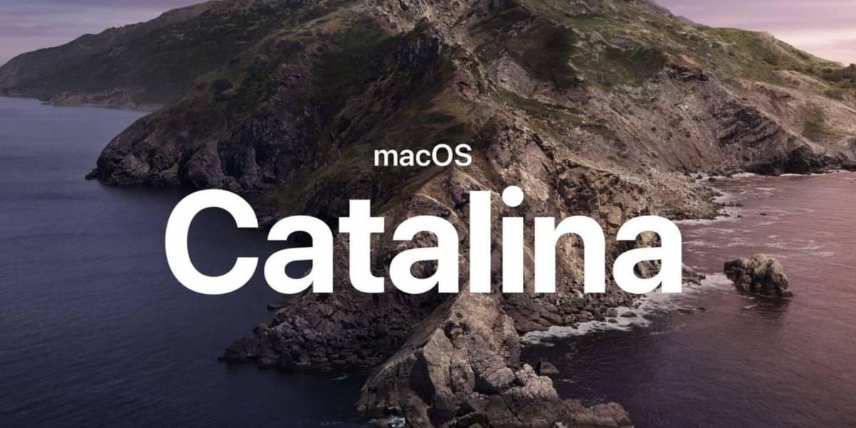 Estos son los Mac que podrán actualizarse a macOS 10.15 Catalina