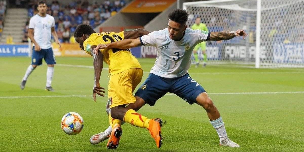 VIDEO: El 'madruguete' con el que Mali eliminó a Argentina del Mundial Sub 20