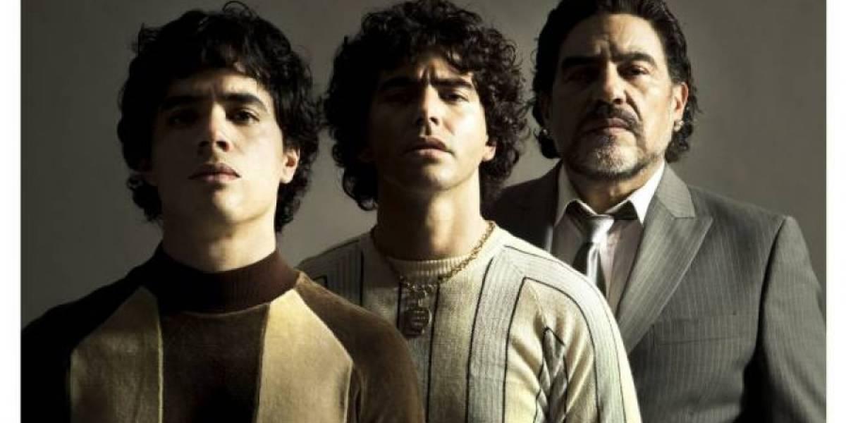 Revelan elenco principal de la serie Maradona: Sueño Bendito