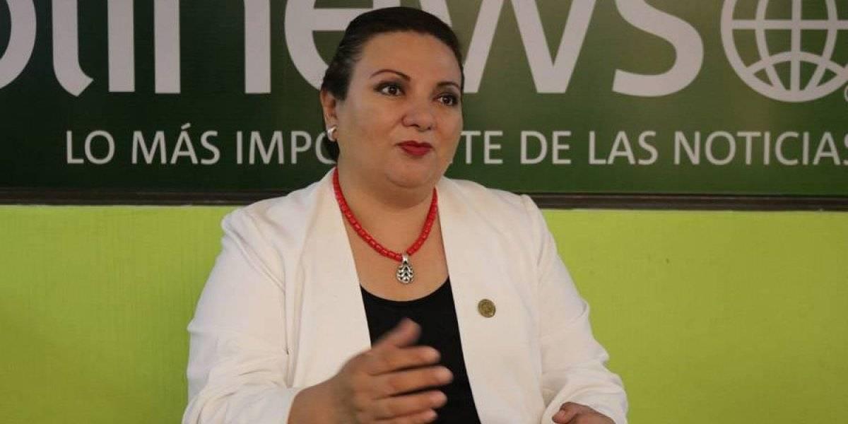 """María Soberanis: """"El Benemérito Comité se ha convertido en el brazo social de Guatemala"""""""