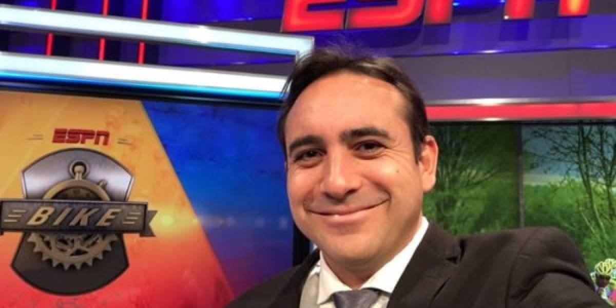 Mario Sabato vendrá a Ecuador y coincidirá con la llegada de Richard Carapaz