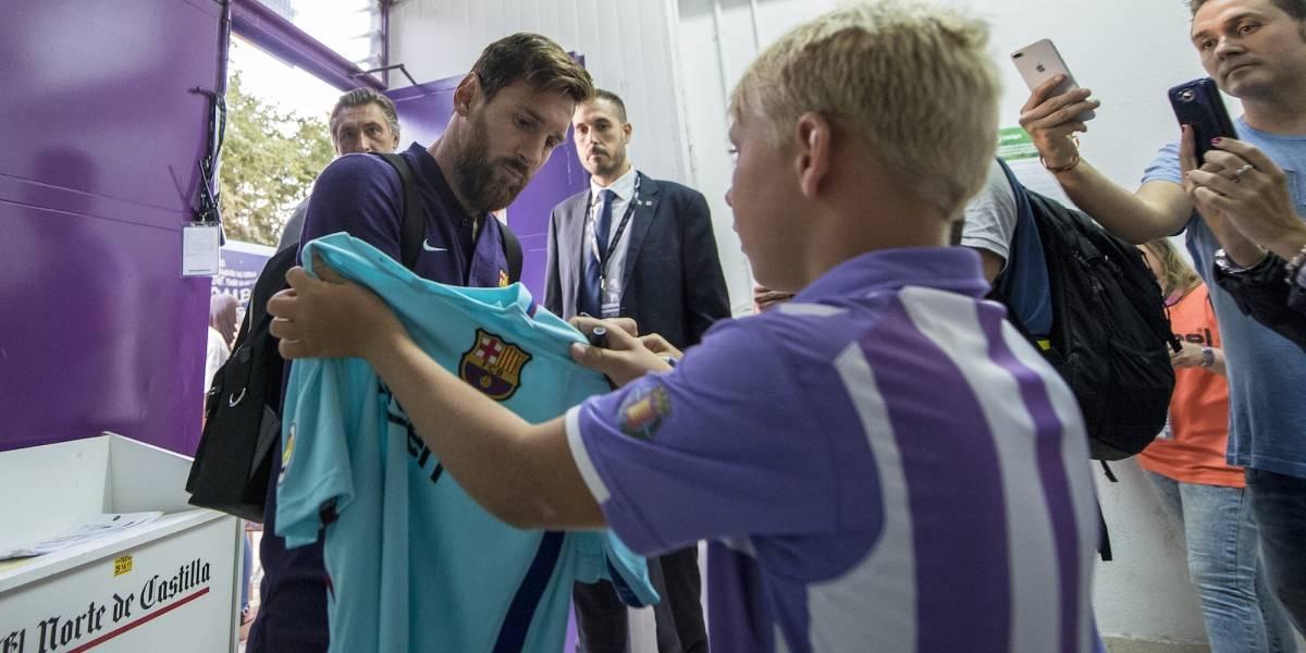Fundación Messi apoyará investigación contra la leucemia
