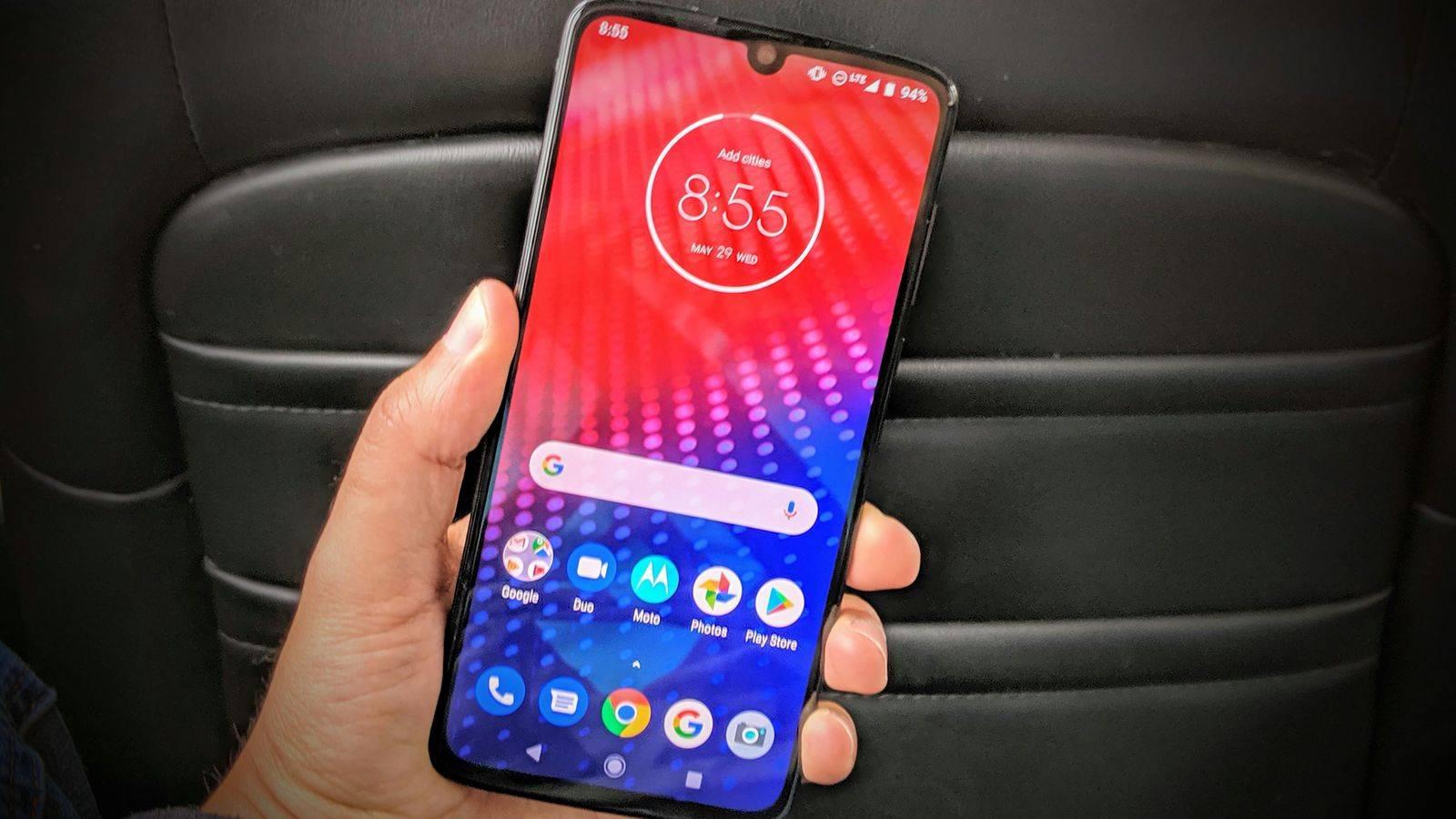 Motorola anuncia que no habrán más dispositivo Moto Z para lo que queda de este año