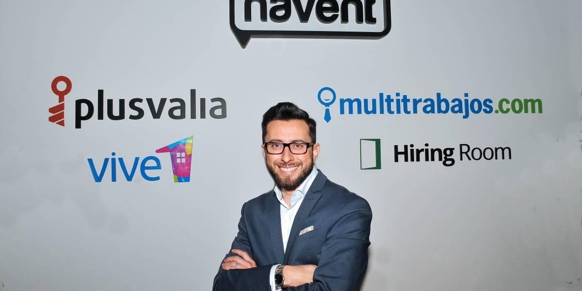 Ricardo Bastidas es el nuevo Country Manager de Navent