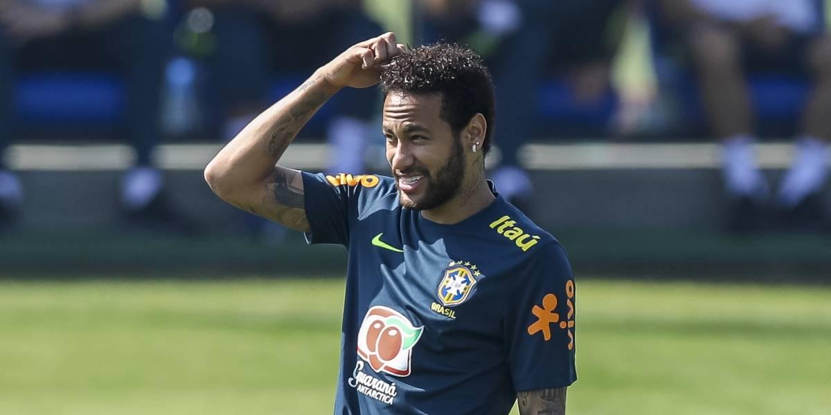 Policía lanza advertencia a Neymar, acusado de violación