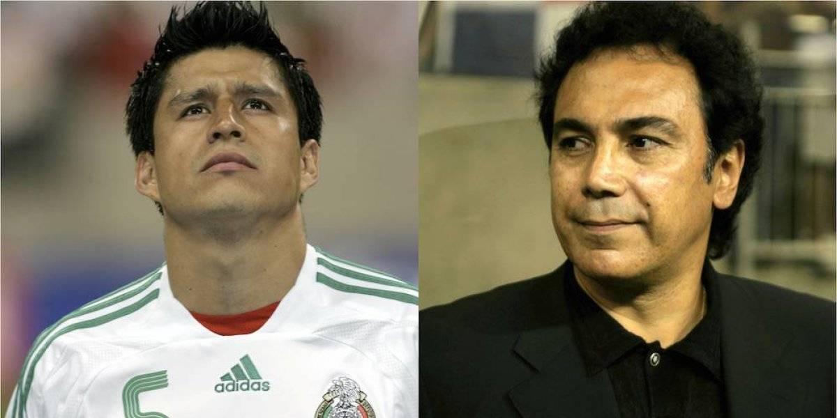 Osorio recriminó a Hugo Sánchez de 'no protegerlo' por no ir a Copa América