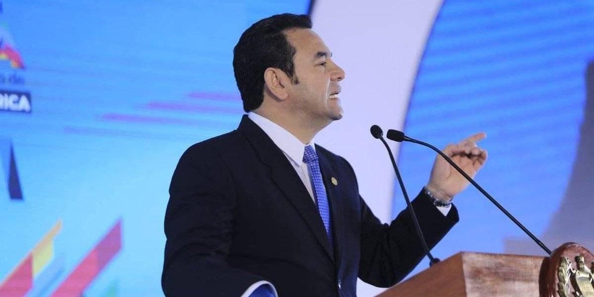 Según Presidente, hubo propuestas para que se diera acompañamiento de tropas militares