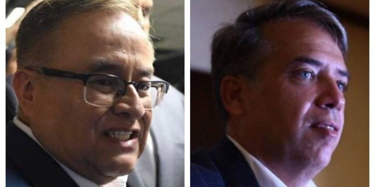 Edwin Escobar y Mauricio Radford quedan fuera de la contienda electoral