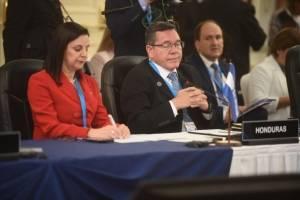 Reunión del Consejo de Ministros de Relaciones Exteriores del SICA