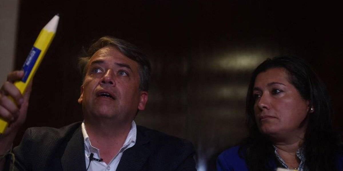 Edwin Escobar queda fuera de la contienda electoral