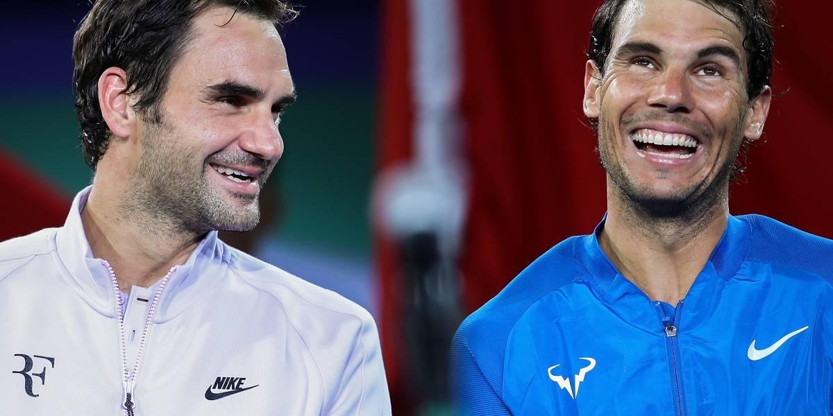 Nadal y Federer, una final adelantada en Roland Garros