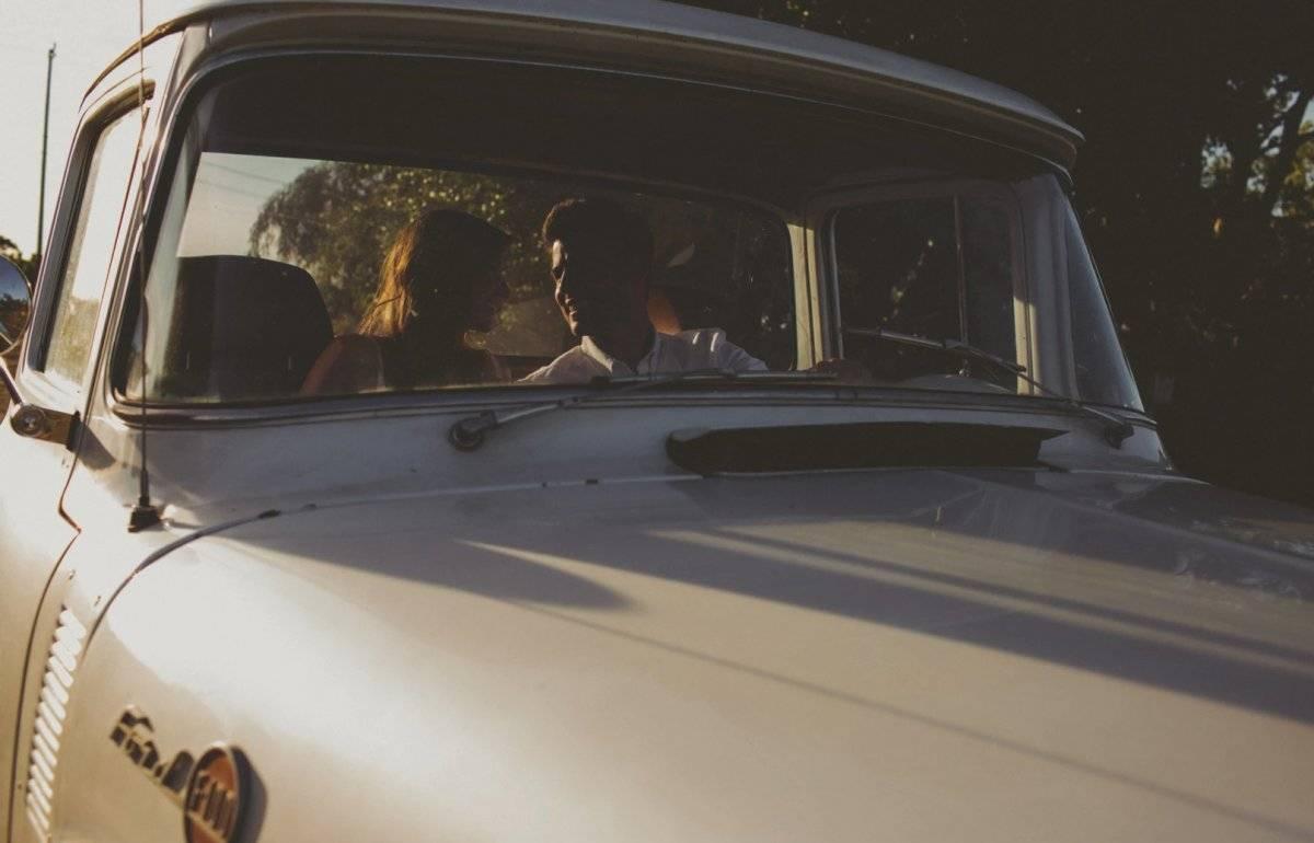posiciones sexuales en un auto