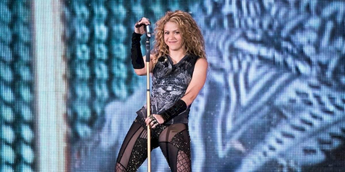 """Critican a Shakira por cantar """"como si tuviera un orgasmo"""""""