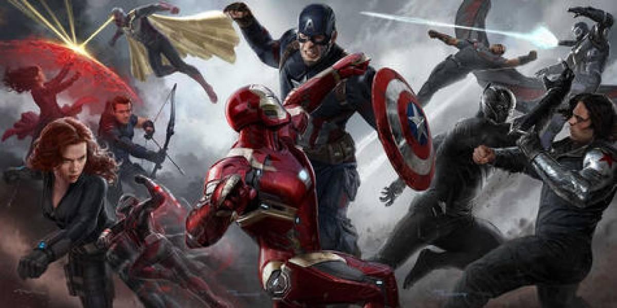 La sobresaturación de superhéroes conduce a la diversidad de personajes