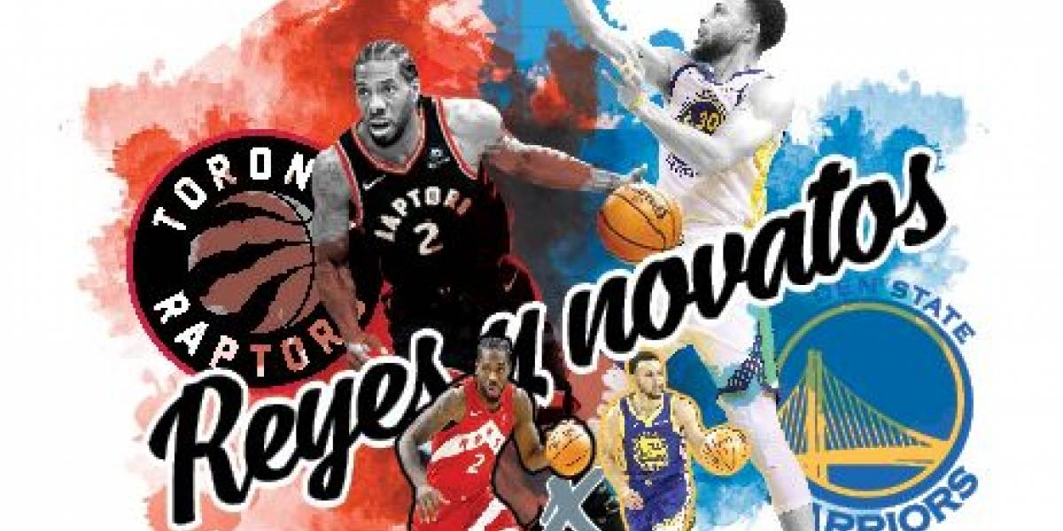 Raptors vs Golden: Reyes y novatos