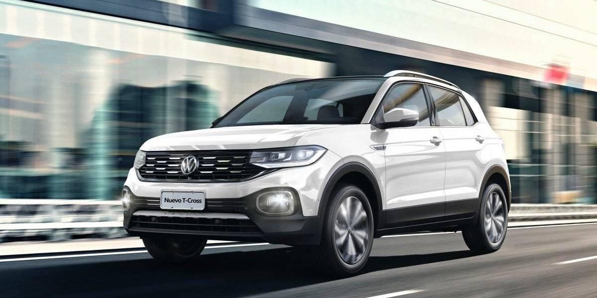 Volkswagen pone a su nuevo T-Cross en reserva digital